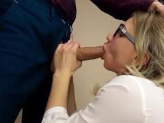 Student Girl Suck my Big Cock!