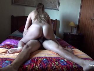 Female poop fetish mature mom sucks her stepsons cock while nobody home big cock big bo