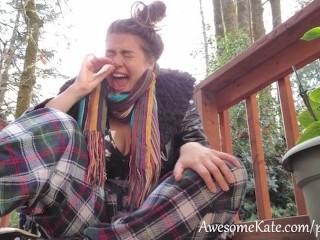 AwesomeKate Sneezing 3