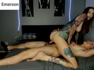 Live Sex Webcam Show with Johnny Stone