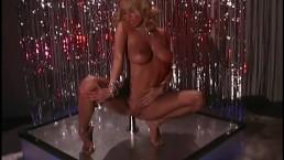 Sexy Stage Dance & Striptease by Pornstar Anita Dark