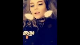 Amelia Skye fucks big cock in black ops 4 jumper on Snapchat