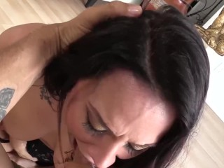 Carrie fisher adult movies stunning milf gives hot blowjob footjob & gets facial, bussshotproduction