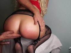 Hot Young Step Mom Fucked Hard by Her Black Arab Son