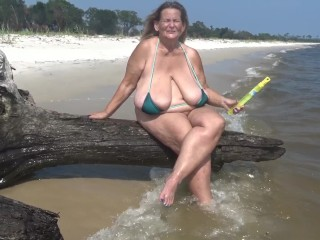 Beach Blow Bubbles (free promotional)