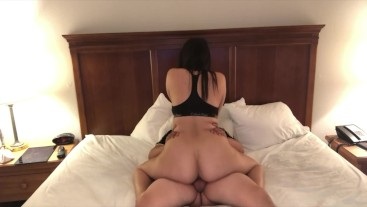 Fucking my Besties Boyfriend while she went out for Food- Lexi Aaane