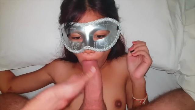 Short Cumshot (フェラ)blowjob - Tiny Thai Slut - 18 Years Asian Teen Hardcore