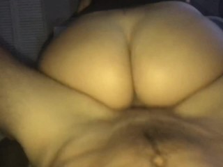 Quickie with my college girlfriend before work