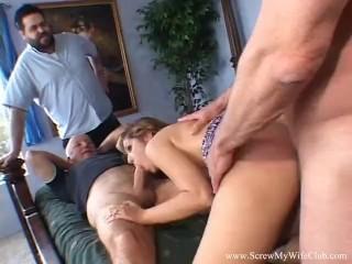 Teen Masterbates While Driving Fucking, Anal 3some For Swinger LatinA Wife Cumshot Hardcore MILF anal Threesome