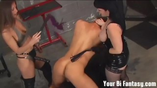 And domination porn sex femdom toy bisexual adult bi