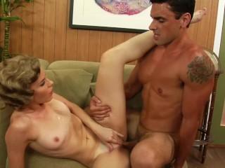 Dana Dearmond Cums All Over Big Dick Beverly Hillbillies Parody