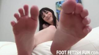 Foot Fetish Femdom And Toe Sucking Porn