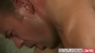 Digital Playground - Riley Steele gets pounded by her stepdad