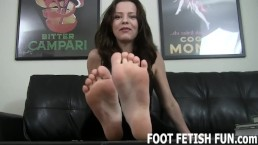 Femdom Foot Fetish And Feet Worshiping Porn