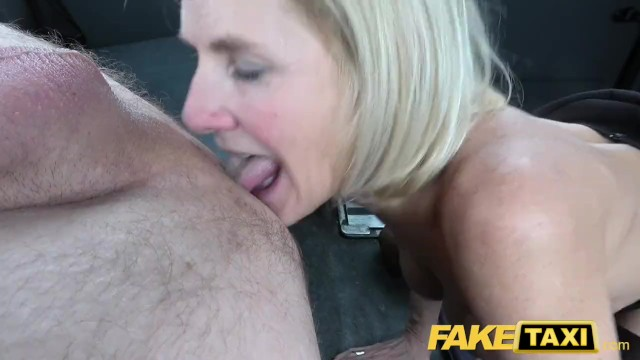 Mature Blonde Sucking Bbc