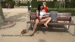 Shameless Asian Flashing In Public - Littlesubgirl