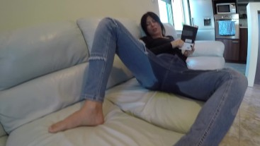 Totally Soaked - Jeans&Couch Mega Wetting