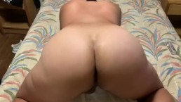 Thick Asian boy  Gets Rimmed And Takes BBC