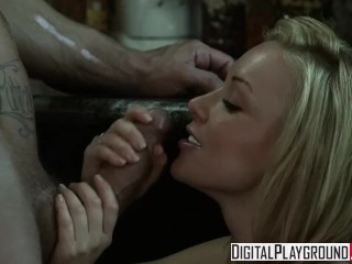 Sister Grimm Cosplay Digital Playground - Kayden Kross Gets Fucked By Nacho Vidal On The