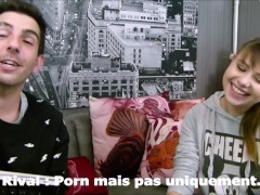INTERVIEW : LUNA RIVAL la FRENCH PORN STAR !! (Msieur Jeremy)
