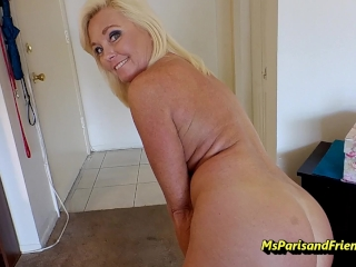 Paying the Rent with ms Paris Rose