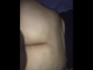 Fucking my thick step sister while parents are sleeping