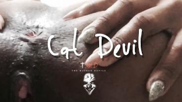 TMD: Cat Devil Strip Tease