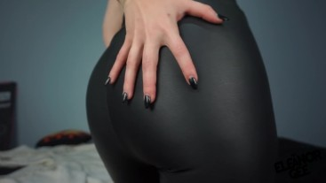 Wetlook Pant Face Sitting