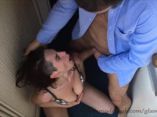 Preview! Fucking and swallow my sister's boyfriend cum!!
