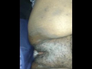 Wifey sucking BCC with slow motion fucking
