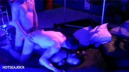 RAW DOUBLE PENETRATION - My Boy & I in SLUT HEAVEN - Preview
