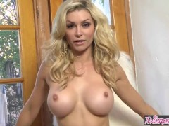 Twistys - Hot milf Heather Vandeven gives Masturbation guide