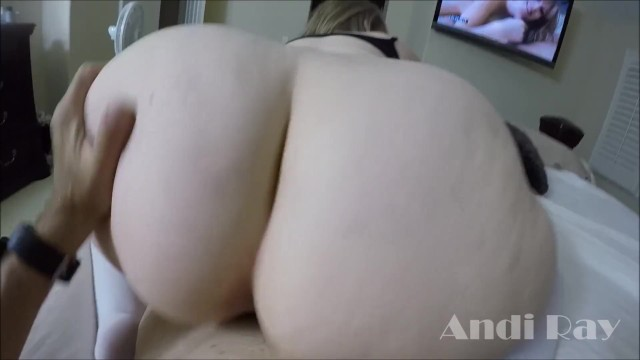 All age nude pics Curvy big titty andi ray fucks a man almost twice her age