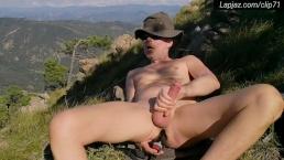 Mountain Top Dildo Fuck - Lapjaz.com