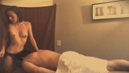 Happy Ending Massage - POV Cum Shot - 4K