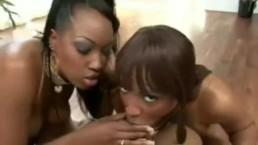 Roxy Reynolds and Angel Eyes in Chicken Heads 2.