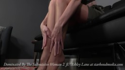 Dominated By The Submissive Woman 2 - Ashley Lane Sissy Training TRAILER