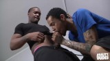 Reality Dudes – Hot Black Studs Matthew Ryan And Mr Magnificent Try Gay Por