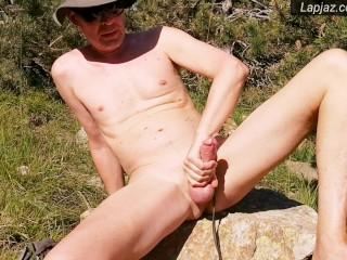 Solo Male Naked Hiking Forest Dildo Fucking - Lapjaz.com Ecosexual Ecoporn