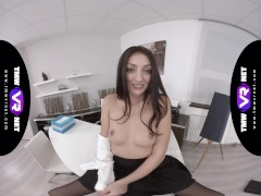 TmwVRnet.com - Katy Rose - Naughty Secretary Wants to Be Punished