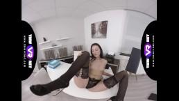 TmwVRnet.com - Katy Rose - Naughty Secretary Wants to Be Punished