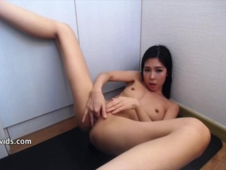The Adult Video Experience Presents Teen Asian Girl Squirting All Over Her Face