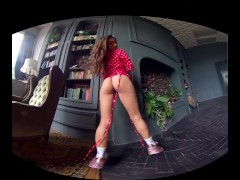 Hot amateur girls dancing and teasing in this exclusive VR compilation
