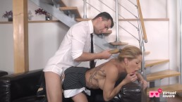 TSVirtuallovers - Vanessa seducing her Teacher