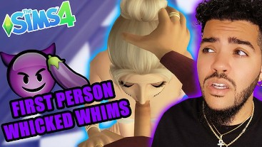 Wicked Whims First Person Reaction | Sims 4 Sex Woohoo | Sonny Daniel