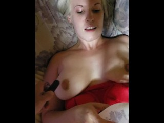 Sexy blonde gets fucked hard and screams for more