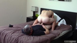 Young Blond Jock Straight Tricked By Daddy In Fake Casting Session Bareback