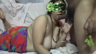 Indian Bhabhi Hot Sex With Her Devar