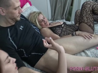 Heather C Payne | Presents Babysitter | How To Suck Large Penis | Behind Scenes
