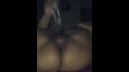 Teen BBW Huge Squirting Orgasm
